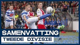 HIGHLIGHTS | Spektakel in Spakenburgse derby