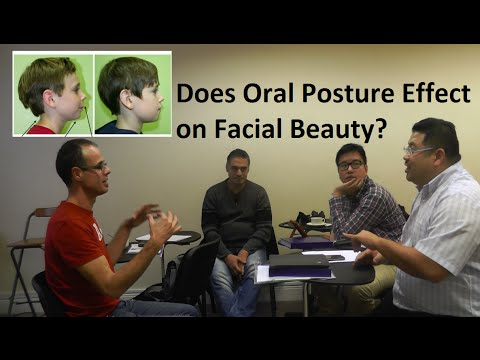 Does Bad or Proper Oral Posture Have Influence on Facial Beauty & Attractiveness by Dr Mike Mew