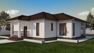 Proiect Casa Ema Parter 2 Camere 97 Mp
