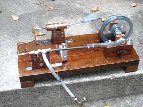 DIY Steam Engine - Phase 3