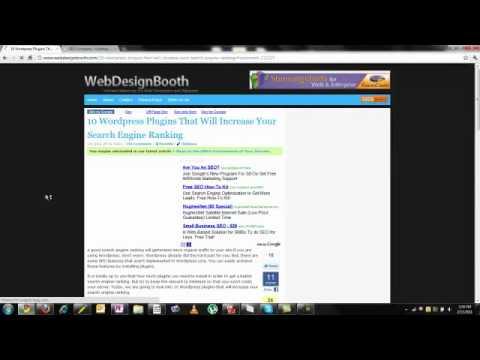 Tutorial: Harvesting Backlinks From Yahoo Site Explorer