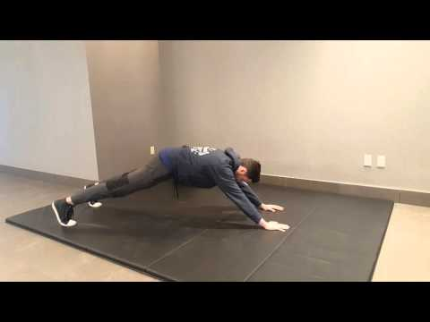 Strength Coach - Long Lever Plank Hold