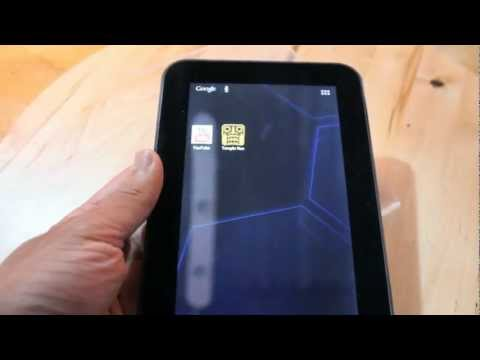 Amaze AT-TPC7017-16G Android 4.0.3 7