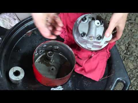 MF 240 Power Steering Pump