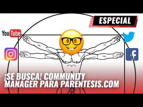 ¿Quieres trabajar en Paréntesis.com?