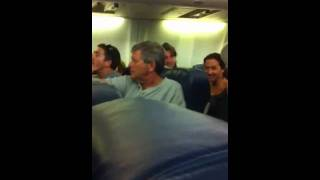 USAir flight 1823 - I want this on Facebook, I'm not even close to drunk