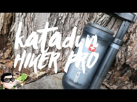The Katadyn Hiker Pro Filter Does NOT Suck!!