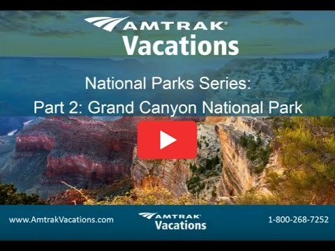 Webinar Recording - Grand Canyon National Park