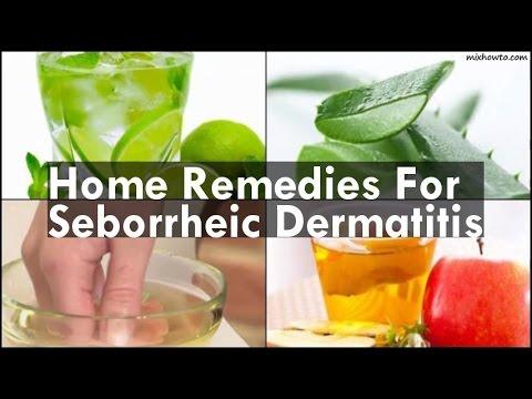 Home Remedies For Seborrheic Dermatitis