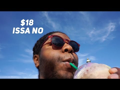 OVERPRICED NATURAL HAIR PRODUCTS: A READ (and a zombie frappucino) VLOG
