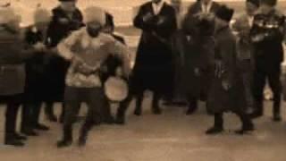 Снежочки - казачья лезгинка (Caucasian Cossacks' Dance)