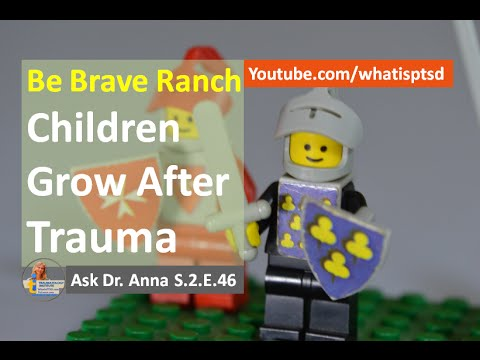 Be Brave Ranch helps traumatized children | Ask Dr Anna S.2.E.46