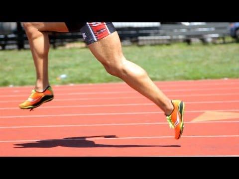 Proper Lower Body Running Posture | Sprinting