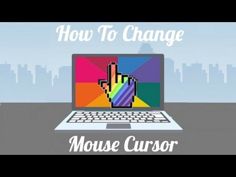How To Change Mouse Pointer On Windows 7 (2017)