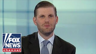 Eric Trump blasts Joe Scarborough