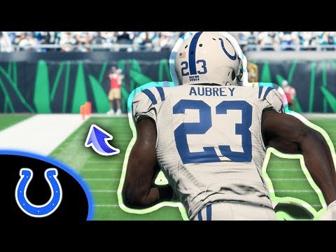 100+ YARD PICK SIX! ROOKIE CB IS A BOSS! Madden 18 Colts Connected Franchise Ep. 23 (S2)