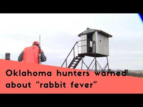 "Rabbitfever Oklahoma hunters warned about ""rabbit fever"""