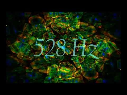 Deep Loving 528 Hz Miracle Tone Meditation Music | Heart Chakra Healing