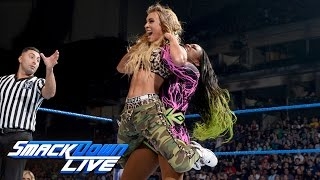 Naomi vs. Carmella: SmackDown LIVE, May 16, 2017