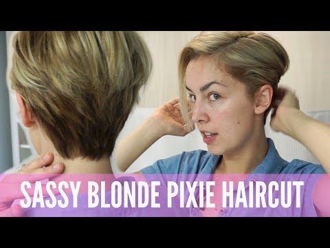 HOW I STYLE MY PIXIE HAIR: Short + Easy Cut | AmandaMuse