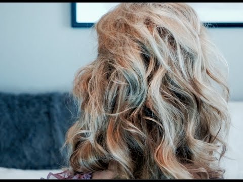 Beachy Textured Waves | short, fine, long, thick, ANY kind of hair