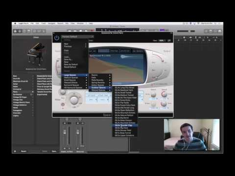 Logic Pro Tip #1 - How to Make Any Instrument an Ambient Pad