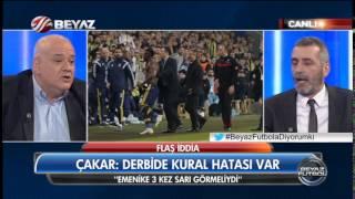 (..) Beyaz Futbol 22 Mart 2015 Kısım 1/4 - Beyaz TV