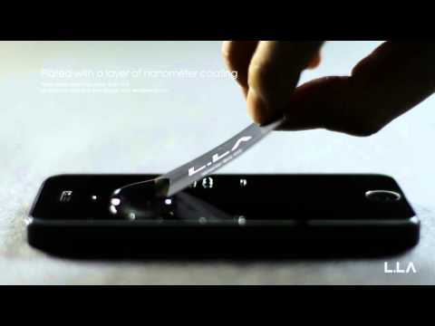 Screen Protector Introduce - MONOLITH toughened glass film
