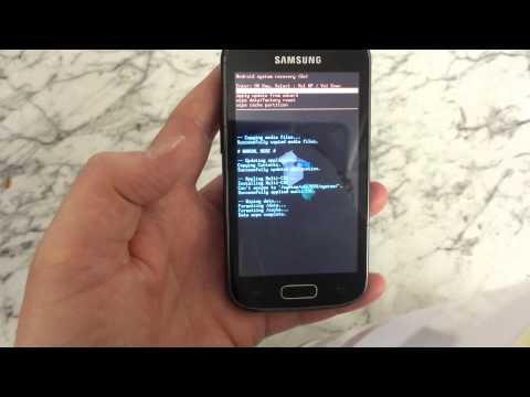 Samsung Galaxy Ace 2 I8160 Hard Reset/Remove Password