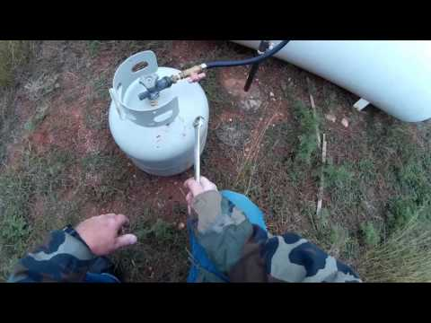 How to Fill your own Propane Tanks