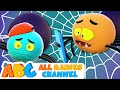 Five Funny Spiders Song More Nursery Rhymes amp Kids Songs All Babies Channel