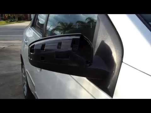 Nissan Sentra Side Mirror Replacement