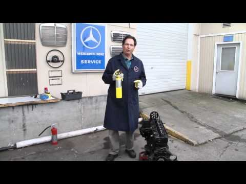 Removing Stuck Bolts, Fasteners and Components with a Gas Blow Torch