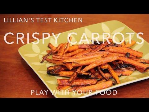 Crispy Carrots!
