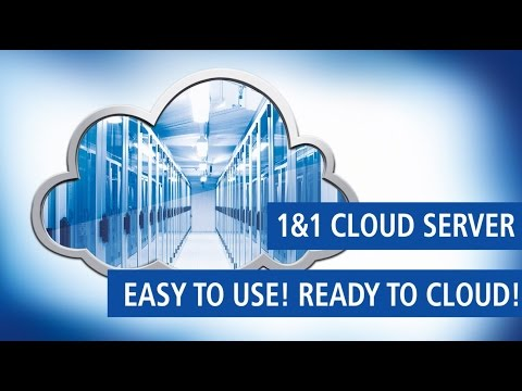 The New 1&1 Cloud Server