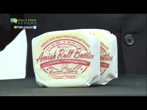 Minerva Dairy Amish Roll Butter Salted is a HIT