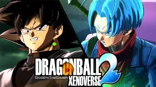 LA FINE di MIRAI TRUNKS! NUOVA STORIA DLC 4! Dragon Ball Xenoverse 2 DLC 4 Gameplay ITA