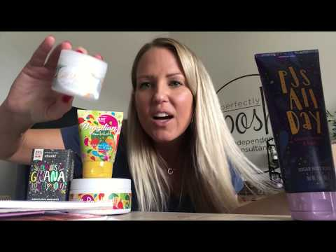 Unboxing New Posh June 2018 Core Products