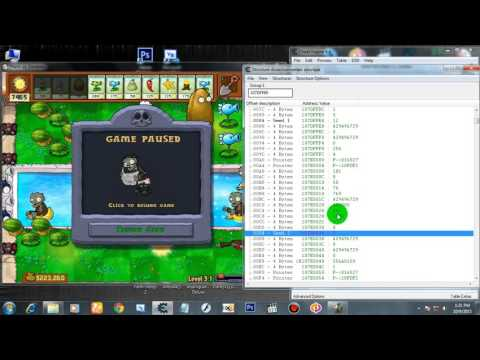 How To Find Seed In Plants Vs Zombies Using Cheat Engine