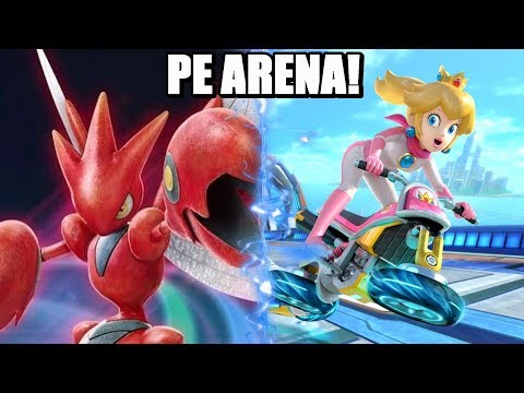 Mario Kart 8 Deluxe & Pokken Tournament | PE ARENA! (6/2/2018)
