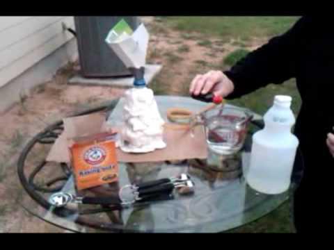 Acid-Base Chemistry (Volcano)