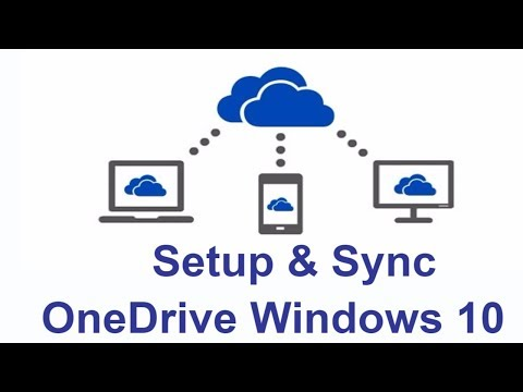 How to Setup OneDrive Sync and Backup Automatically in Windows 10