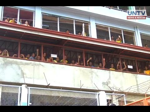 26 inmates died because of jail congestion in Metro Manila – NCRPO