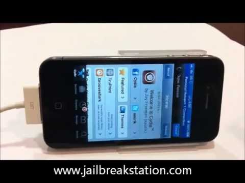 Jailbreak iPhone 4 Urdu Hindi Tutorial