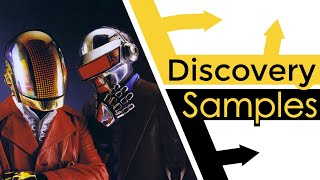 Every Sample From Daft Punk
