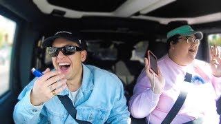AN EXTREMELY POINTLESS CAR RIDE WITH CHRISTINE SYDELKO | Chris Klemens