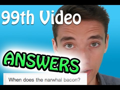 99th VIDEO!!!- Your questions ANSWERED