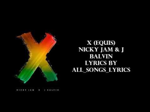 Xxx Mp4 Nicky Jam X J Balvin X EQUIS Lyrics 3gp Sex