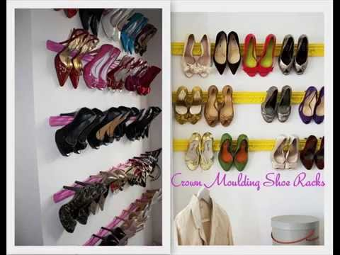 Closet Shoe Storage - Shoe Storage For Closets