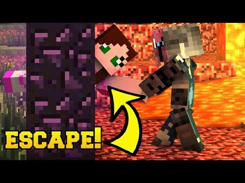 Minecraft: JAIL ESCAPE!! - POPULARMMOS MAP - Custom Map
